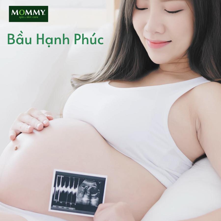 Gói bầu hạnh phúc (dành cho mẹ bầu từ 8 tháng)